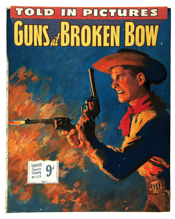 Guns At Broken Bow
